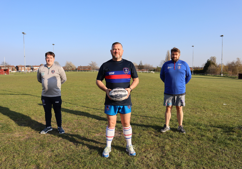 Eastmoor Switch for Rugby League Programme